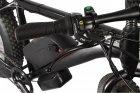 "Електровелосипед E-motion Fatbike 48V 1000 Вт 26"" чорний - зображення 2"