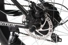 "Електровелосипед E-motion Fatbike 48V 1000 Вт 26"" чорний - зображення 8"