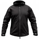 Куртка SoftShell URBAN SCOUT BLACK. XXL - изображение 2