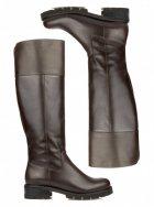 Сапоги зимние Grand Style Коричневый 36 (20301 - 01) - изображение 4