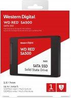 """Western Digital Red SA500 SSD 1TB 2.5"""" SATAIII (WDS100T1R0A) - зображення 5"""