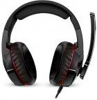 Наушники Real-El GDX-7800 Black-Red 7.1 Virtual (EL124100027) - изображение 2