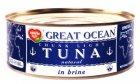 Тунец целый Tropic Life Great Ocean в собственном соку 950 г (5060235659188) - изображение 1