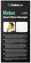 Массажная подушка Gelius Smart Pillow Massager GP-PM001 (2099900764363) - изображение 11