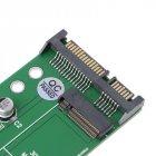 "Адаптер NGFF M. 2 to SSD 2.5"" SATA 3 (STLab) - зображення 6"