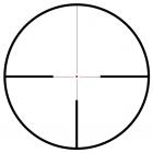 Прицел оптический Hawke Vantage 30 WA 3-12х56 сетка L4A Dot с подсветкой. 39860113 - изображение 6