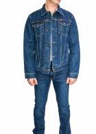 Джинсова куртка MONTANA MAKSIM 02 2XL Синя - зображення 2