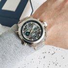 Часы AMST Metall Silver-Black - изображение 3