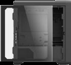 Корпус Zalman M3 Plus Black Tempered Glass - зображення 2
