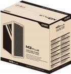 Корпус Zalman M3 Plus Black Tempered Glass - зображення 5