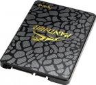 """Apacer AS340 Panther 120GB 2.5"""" SATAIII TLC BULK (AP120GAS340G) - изображение 3"""