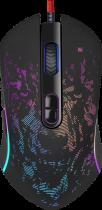 Миша Defender Witcher GM-990 RGB USB Black (52990) - зображення 3