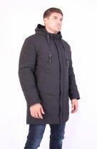 Куртка ZIBSTUDIO Rem 2XL Чёрная (7640843) - изображение 2