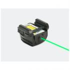 Целеуказатель LaserMax MICRO II на планку Picatinny/Weaver зелений. 33380026 - зображення 1