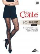 Колготки Conte Ce Fantasy Bonheur 20 Den 4 р Grafit (4810226504079) - изображение 1
