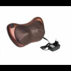 Инфракрасный 8 роликовий массажер для шеи и спины MASSAGE PILLOW QY-8028 - изображение 6