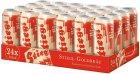Упаковка пива Stiegl світле фільтроване 5% 0.5 л х 24 шт. (9003400660080) - зображення 1