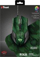 Миша Trust GXT 781 Rixa Camo Mouse & Pad USB Camouflage (TR23611) - зображення 14