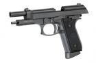 Пневматический пистолет KWC Beretta M92 FS KMB-15 AHN Blowback Беретта автоматический огонь блоубэк 99 м/с - изображение 3