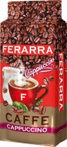 Кава мелена Ferarra Cappuccino з ароматом капучино 250 г (4820198875206) - зображення 1