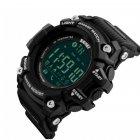 Чоловічий годинник Skmei Smart Watch 1227 Black BOX (1227BOXBK) - зображення 2