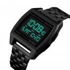 Мужские часы Skmei 1368 Black BOX (1368BOXBK) - изображение 2