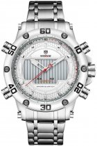 Чоловічий годинник Weide White WH6910-2C SS (WH6910-2C) - зображення 1