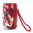Колонка ZEALOT S32 Red Camouflage bluetooth 5.0 бездротова 5 Вт - зображення 3
