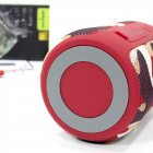 Колонка ZEALOT S32 Red Camouflage bluetooth 5.0 бездротова 5 Вт - зображення 6