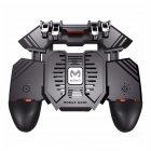 Игровой геймпад триггер MEMO AK77 с кулером охлаждения для игр на смартфоне 1200 мАч беспроводной - изображение 1