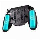 Игровой геймпад триггер MEMO AK77 с кулером охлаждения для игр на смартфоне 1200 мАч беспроводной - изображение 3