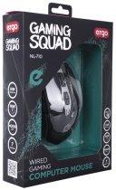 Мышь Ergo NL-710 USB Black - изображение 7