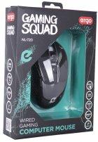 Мышь Ergo NL-720 USB Black - изображение 7