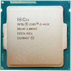 Б/У, Процесор, Intel Core i5-4430, 4 ядра, до 3.2 GHz, s1150 - зображення 1