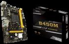 Материнська плата Biostar B450MH (sAM4, AMD B450, PCI-Ex16) - зображення 3
