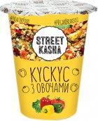 Упаковка кускусу Street Kasha з овочами 50 г х 6 шт. (8768137287290) - зображення 2