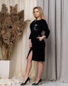 Платье ELFBERG 5169 54 Черное (2000000372518) - изображение 3