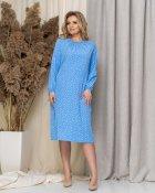 Платье ELFBERG 5186 56 Голубое (2000000376691) - изображение 1