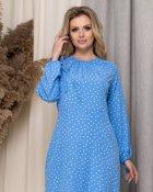 Платье ELFBERG 5186 56 Голубое (2000000376691) - изображение 4