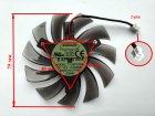Вентилятор Everflow для видеокарты Gigabyte T128010SM (FS1280-S2135A T128010SL) (№75) - изображение 3