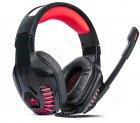 Наушники Real-El GDX-7650 Black-red (EL124100043) - изображение 5