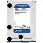 """Жорсткий диск 3.5"""" 2TB Western Digital (WD20EZAZ) - изображение 1"""