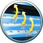 Набор бритв без сменных картриджей Bic Flex 3 4 + 2 шт (3086123242500) - изображение 4