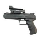 Пістолет пневматичний Beeman P17, 4,5 мм 135 м/с, кол.приціл - зображення 1