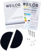 Вытяжка Weilor PBSR 72651 GLASS BL 1300 LED Strip - изображение 13