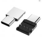 Перехідник з OTG Type C USB 3.0 метал - зображення 2