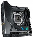 Материнская плата Asus ROG Strix Z490-I Gaming (s1200, Intel Z490, PCI-Ex16) - изображение 3