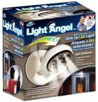 Беспроводной лучший яркий LED светильник универсальная светодиодная подсветка Light Angel с датчиком движения и поворотом на 360 градусов (L-A111) - изображение 8