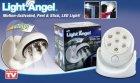 Беспроводной лучший яркий LED светильник универсальная светодиодная подсветка Light Angel с датчиком движения и поворотом на 360 градусов (L-A111) - изображение 9