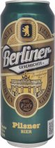 Упаковка пива Berliner Geschichte Pilsner 1237 світле фільтроване 4.8% 0.5 х 24 шт. (4015576056821G) - зображення 3